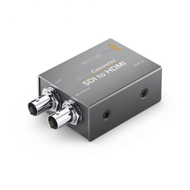 مدیارسان،تجهیزات صدا،تجهیزات فیلمبرداری،تجهیزات صدابرداری،کانورتر،بلک مجیک،خرید کانورتر،کانورتر Blackmagic Design Micro Converter SDI to HDMI،Blackmagic Design Micro Converter SDI to HDMI