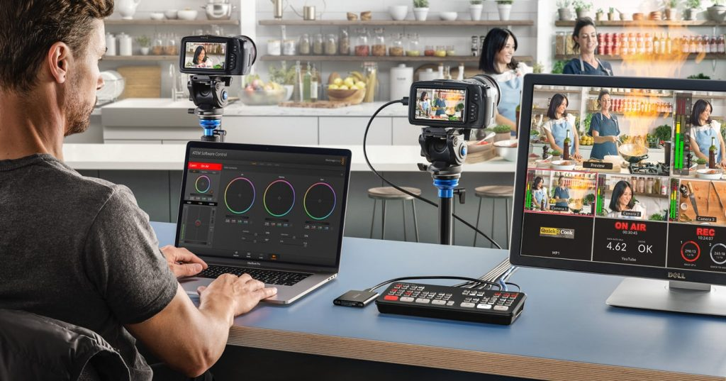 کوچک ترین میکسر تصویر،میکسر تصویر Blackmagic ATEM Mini Pro,میکسر تصویر ATEM Mini Pro,ATEM Mini Pro,مدیارسان,تجهیزات مالتی مدیا,مالتی مدیا,تجهیزات صدا و تصویر,تجهیزات سینما,تجهیزات فیلمسازی,تجهیزات واحد های سیار,تجهیزات صدابرداری,تجهیزات فیلمبرداری,صدابرداری,فیلمبرداری,فیلمبردار,صدابردار,تدوینگر,تجهیزات تدوین فیلم,فیلمسازی,خرید تجهیزات صدابرداری,خرید تجهیزات فیلمبرداری,تجهیزات کنسرت,تجهیزات مراسم,تجهیزات کنفرانس,خرید تجهیزات استریم کردن,تجهیزات استریمینگ,تجهیزات پخش زنده,تجهیزات کامپیوتر,خرید تجهیزات کامپیوتر,میکسر تصویر,میکسر فیلم,میکسر دیجیتال,خرید میکسر,تصویر میکسر,تصویر بلک مجیک,خرید میکسر تصویر بلک مجیک,میکس تصویر,خرید میکسر تصویر,قیمت میکسر تصویر,بهترین میکسر های تصویر,بهترین میکسر های تصویر دیجیتال,میکسر تصویر برای پخش زنده,میکسر تصویر به صرفه,میکسر تصویر چیست,میکسر برای پخش زنده,میکسر تصویر برای کنسرت,میکسر تصویر برای کنفرانس,میکسر تصویر برای استریمینگ,میکسر تصویر برای گیمینگ,میکسر تصویر برای مسابقات زنده,پخش زنده کنسرت,استریمینگ,مسابقات گیمینگ,گیم,مسابقات ورزشی,برنامه های تلویزیونی,میکسر تصویر قابل حمل,میکسر تصویر کوچک,بلک مجیک,کمپانی بلک مجیک,محصولات کمپانی بلک مجیک,خرید محصولات بلک مجیک,محصولات بلک مجیک,blackmagic,تجهیزات تصویر,تجهیزات تصویر بلک مجیک،ATEM Mini Pro،میکسر تصویر ATEM Mini Pro