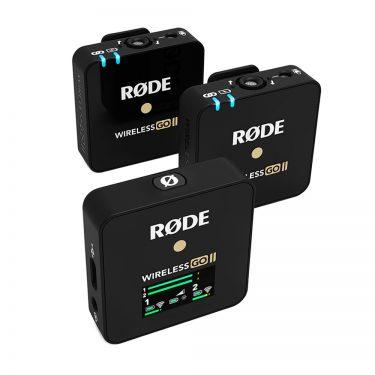 میکروفن rode wireless go ii، خرید میکروفن wireless go ii،میکروفن wireless go 2،خرید wireless go ii