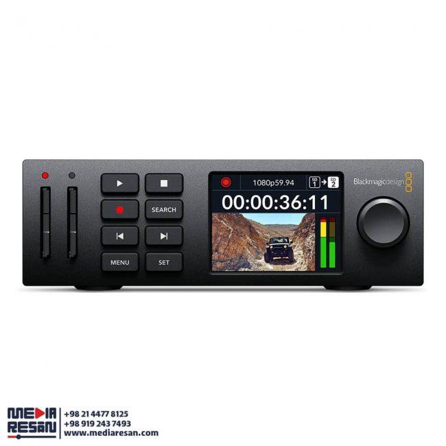 رکوردر تصویر HyperDeck Studio HD mini