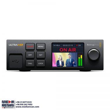 سیستم پخش زنده web presenter 4k